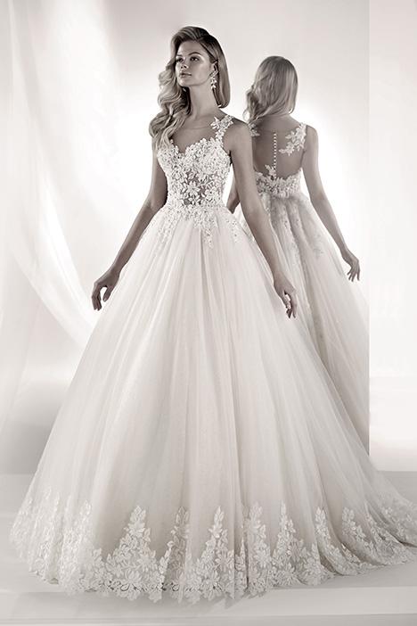 LXAB19016 Wedding dress by Luxury