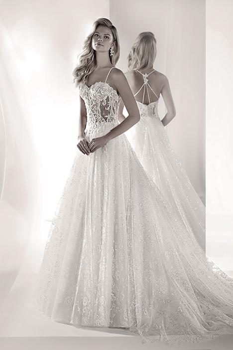 LXAB19017 Wedding dress by Luxury