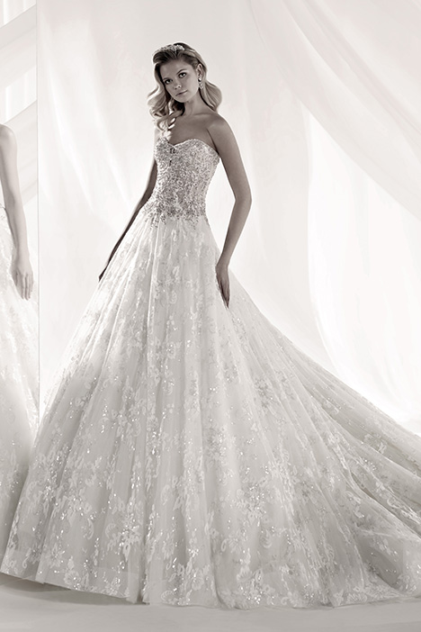 LXAB19019 Wedding                                          dress by Luxury
