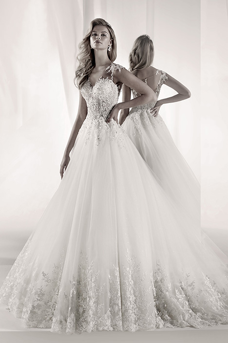 LXAB19020 Wedding                                          dress by Luxury