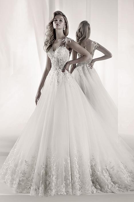 LXAB19020 Wedding dress by Luxury