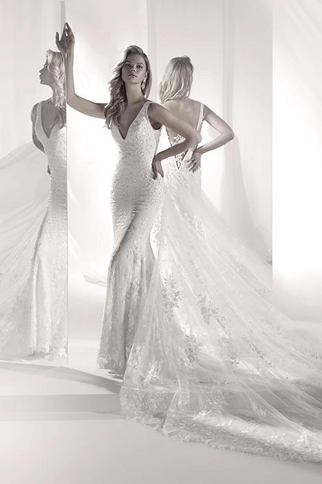 LXAB19023 Wedding dress by Luxury