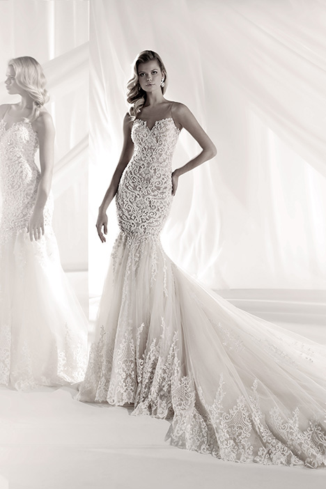 LXAB19024 Wedding                                          dress by Luxury