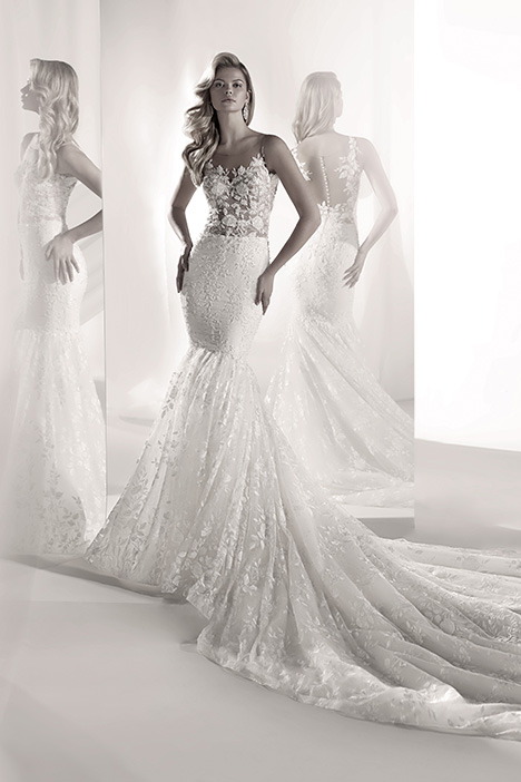 LXAB19026 Wedding                                          dress by Luxury