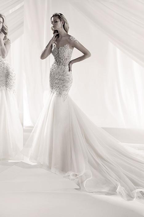 LXAB19027 Wedding dress by Luxury