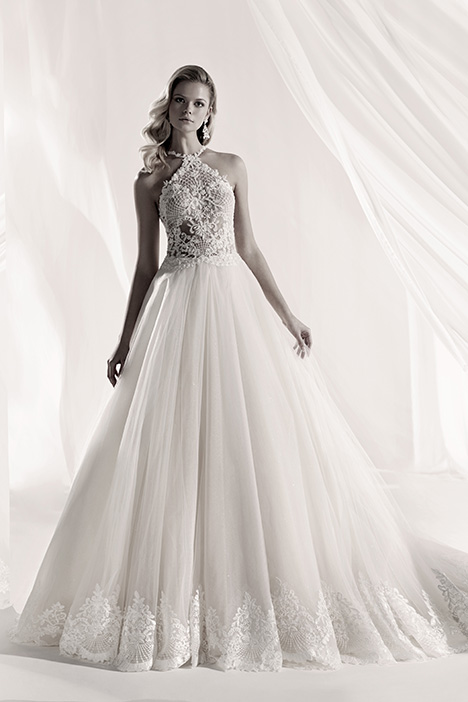 LXAB19028 Wedding                                          dress by Luxury
