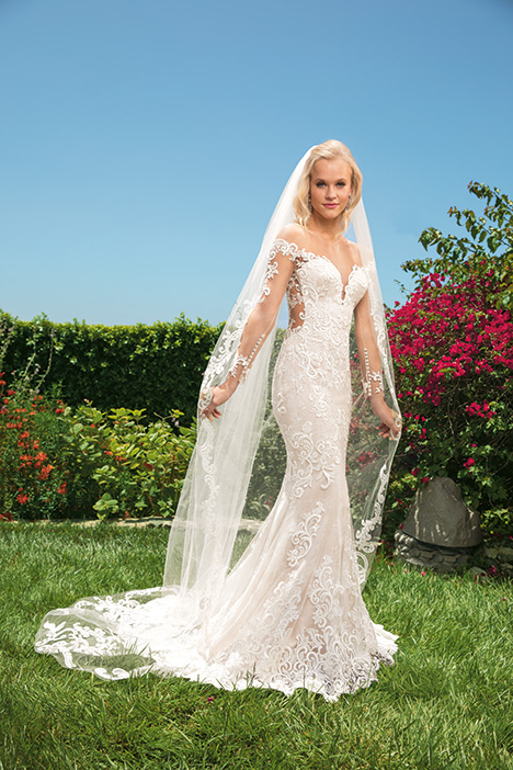 Madelyn Wedding                                          dress by Casablanca Bridal