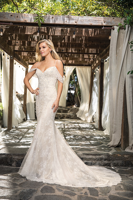 Audree Wedding                                          dress by Casablanca Bridal