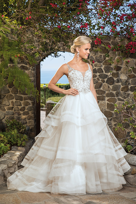 Whitney Wedding                                          dress by Casablanca Bridal