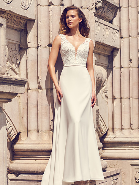 2226 Wedding                                          dress by Mikaella