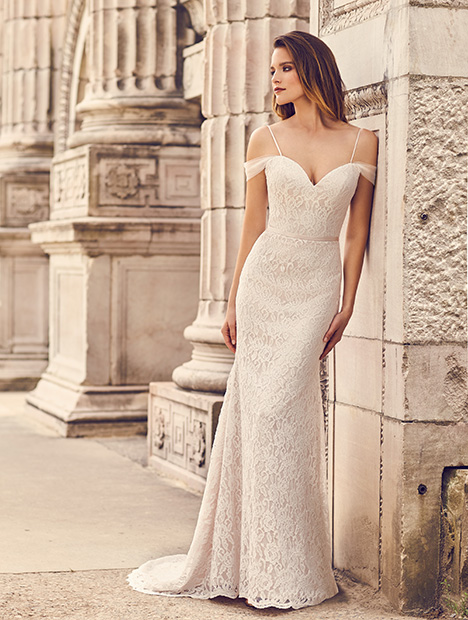 2228 Wedding                                          dress by Mikaella