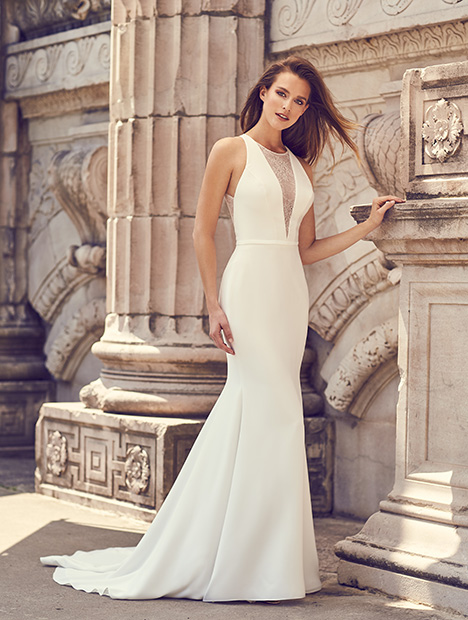 2239 Wedding                                          dress by Mikaella