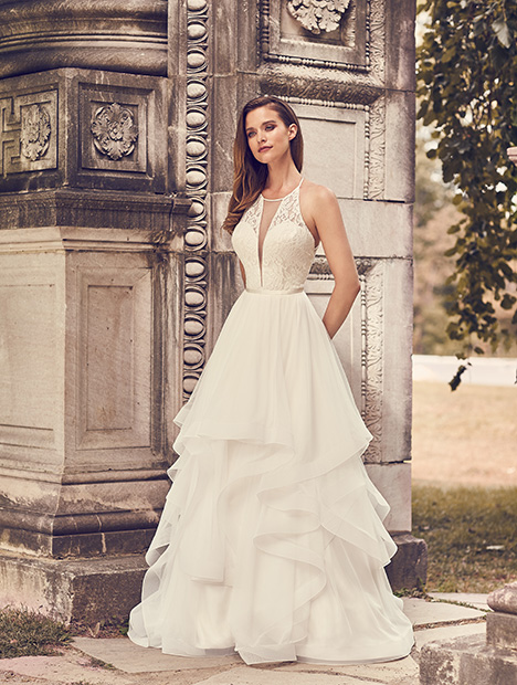 2241 Wedding                                          dress by Mikaella