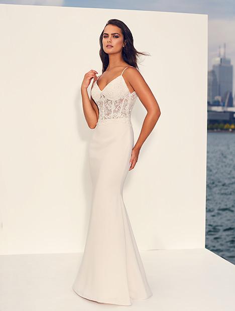 4845 Wedding                                          dress by Paloma Blanca
