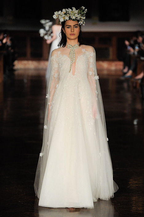 My Dearest Wedding                                          dress by Reem Acra