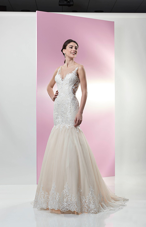 VE8373N Wedding                                          dress by Venus Bridal