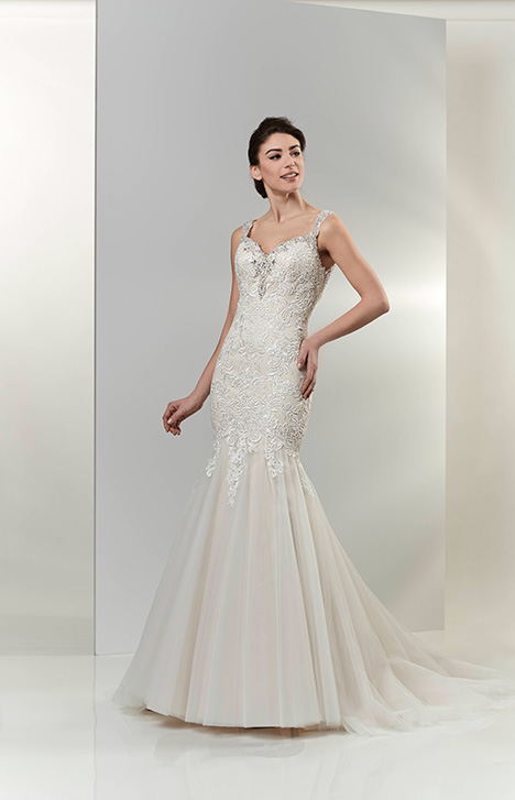 VE8386 Wedding                                          dress by Venus Bridal