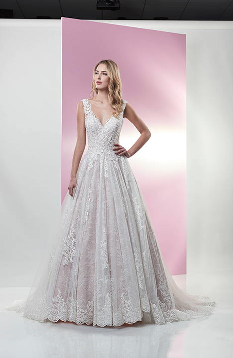 VE8389 Wedding                                          dress by Venus Bridal