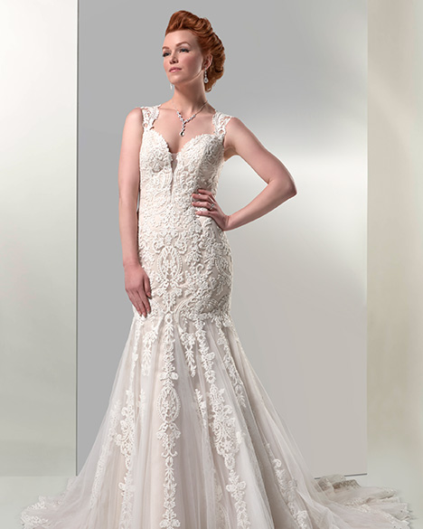 VE8403 Wedding                                          dress by Venus Bridal