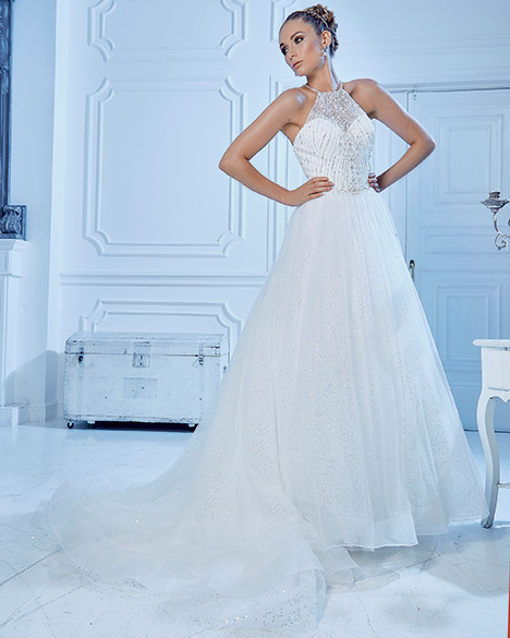 VE8407 Wedding                                          dress by Venus Bridal