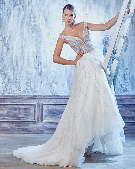 VE8409NA Wedding                                          dress by Venus Bridal