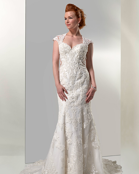 VE8411N Wedding                                          dress by Venus Bridal