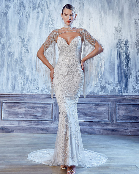 VE8412N Wedding                                          dress by Venus Bridal