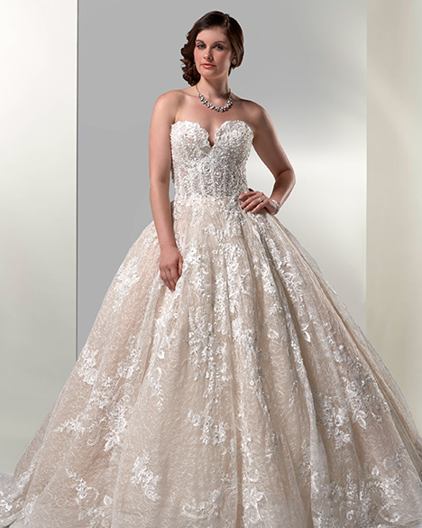 VE8413N Wedding                                          dress by Venus Bridal