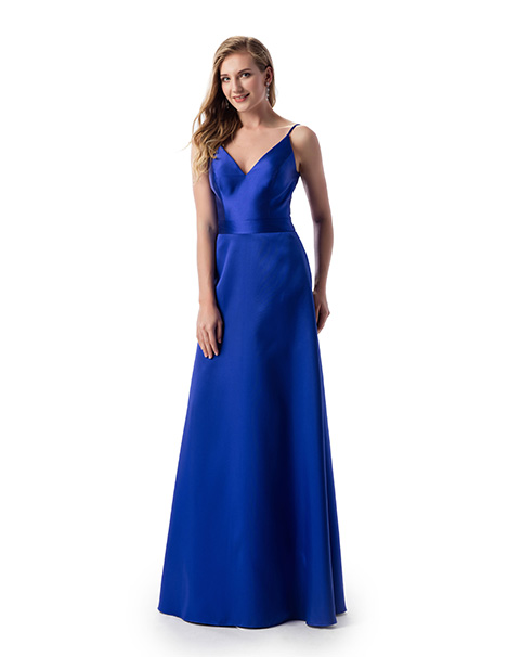 Style BM2294 gown from the 2019 Venus Bridesmaids collection, as seen on dressfinder.ca