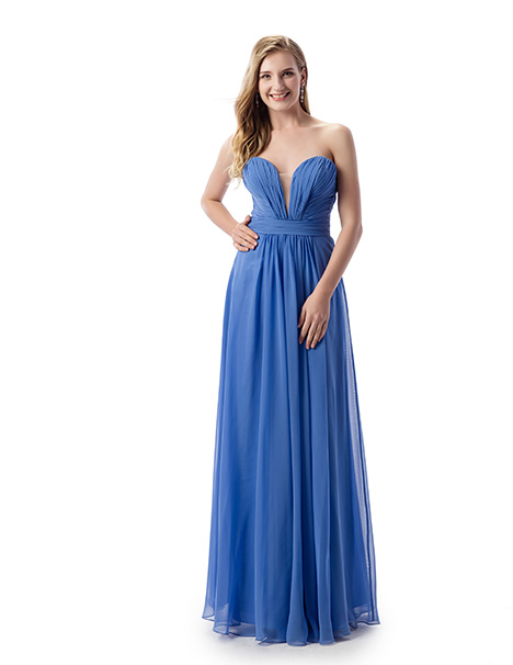 Style BM2295 gown from the 2019 Venus Bridesmaids collection, as seen on dressfinder.ca