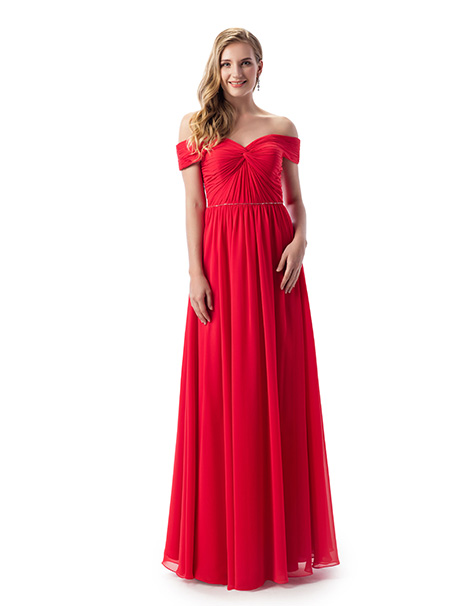 BM2298 Bridesmaids                                      dress by Venus Bridesmaids
