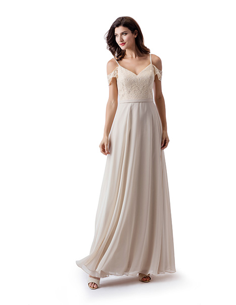 BM2313 Bridesmaids                                      dress by Venus Bridesmaids