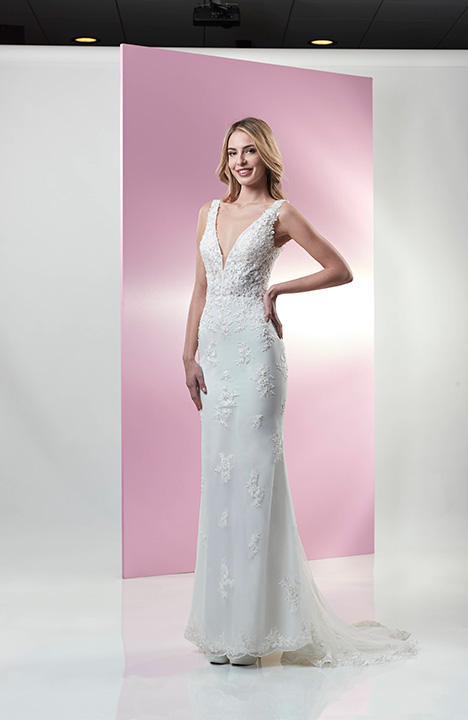 AT4723N Wedding                                          dress by Venus Bridal: Angel & Tradition