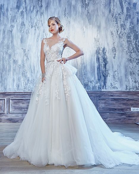 AT4742N Wedding                                          dress by Venus Bridal: Angel & Tradition