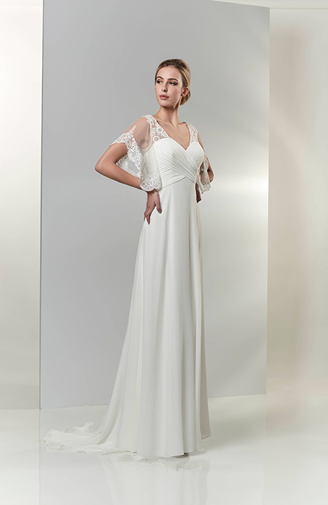 AT6662 Wedding                                          dress by Venus Bridal: Angel & Tradition