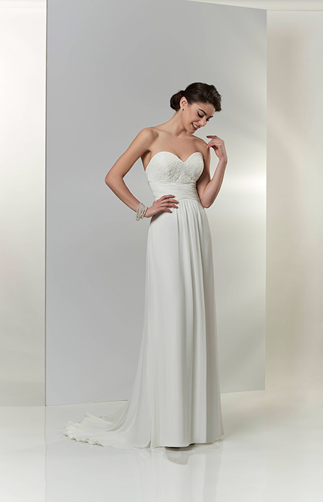 AT6664 Wedding                                          dress by Venus Bridal: Angel & Tradition