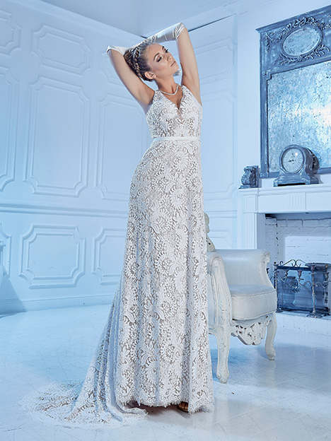 AT6672 Wedding                                          dress by Venus Bridal: Angel & Tradition