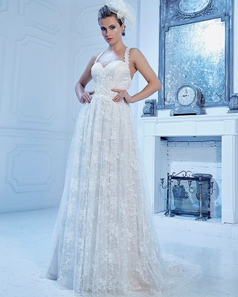 AT6676 Wedding                                          dress by Venus Bridal: Angel & Tradition