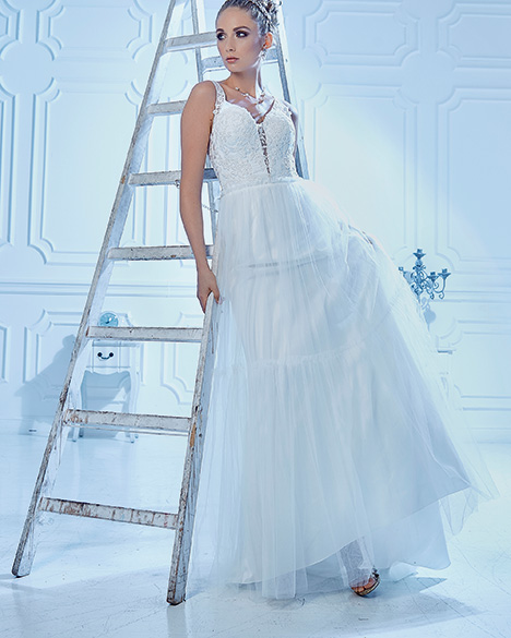 AT6678 Wedding                                          dress by Venus Bridal: Angel & Tradition