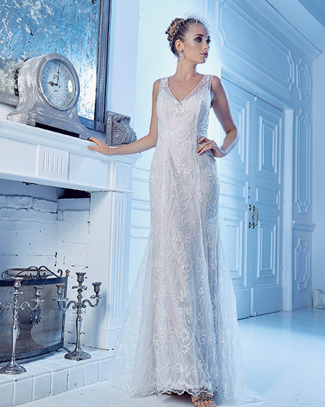 AT6681 Wedding                                          dress by Venus Bridal: Angel & Tradition
