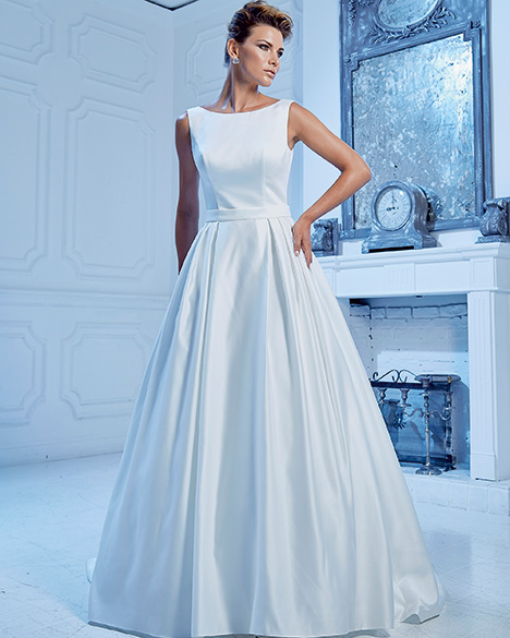 AT6682 Wedding                                          dress by Venus Bridal: Angel & Tradition