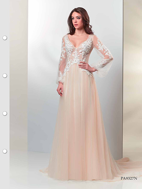 PA9327N Wedding                                          dress by Venus Bridal: Pallas Athena
