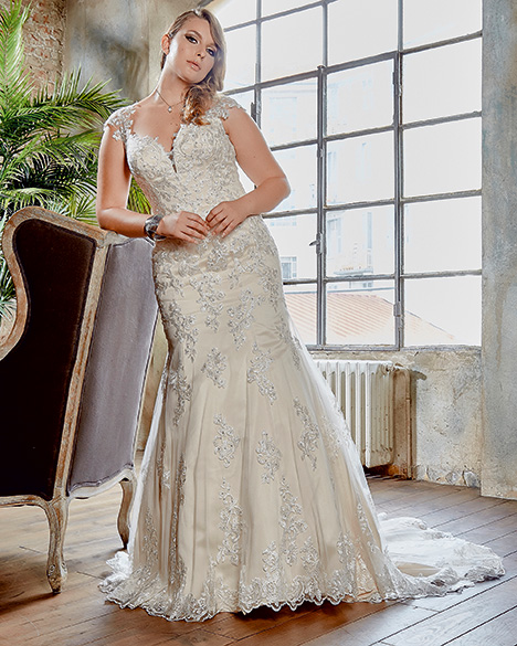 VW8780 Wedding                                          dress by Venus Woman
