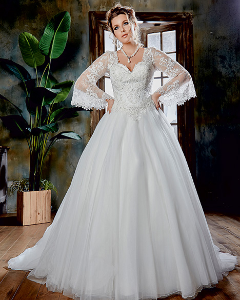 VW8781 Wedding                                          dress by Venus Woman