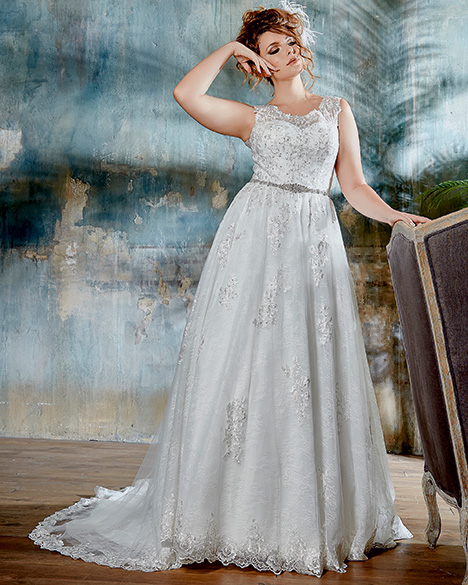 VW8784 Wedding                                          dress by Venus Woman