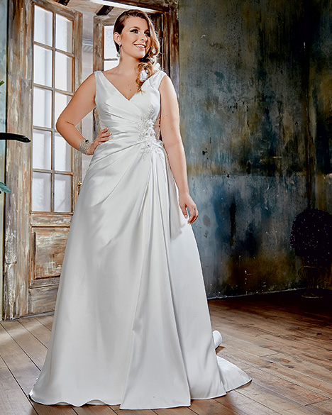VW8787 Wedding                                          dress by Venus Woman