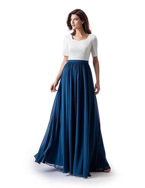 TP5656 Prom dress by Venus Modest Prom