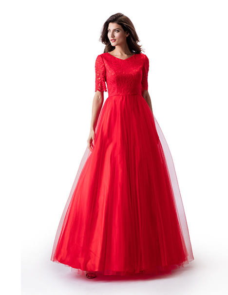TP5660 Prom dress by Venus Modest Prom