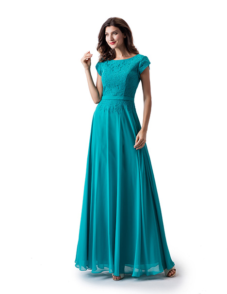 TP5662 Prom                                             dress by Venus Modest Prom