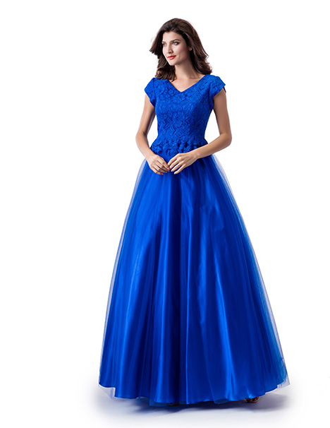 TP5665 Prom                                             dress by Venus Modest Prom